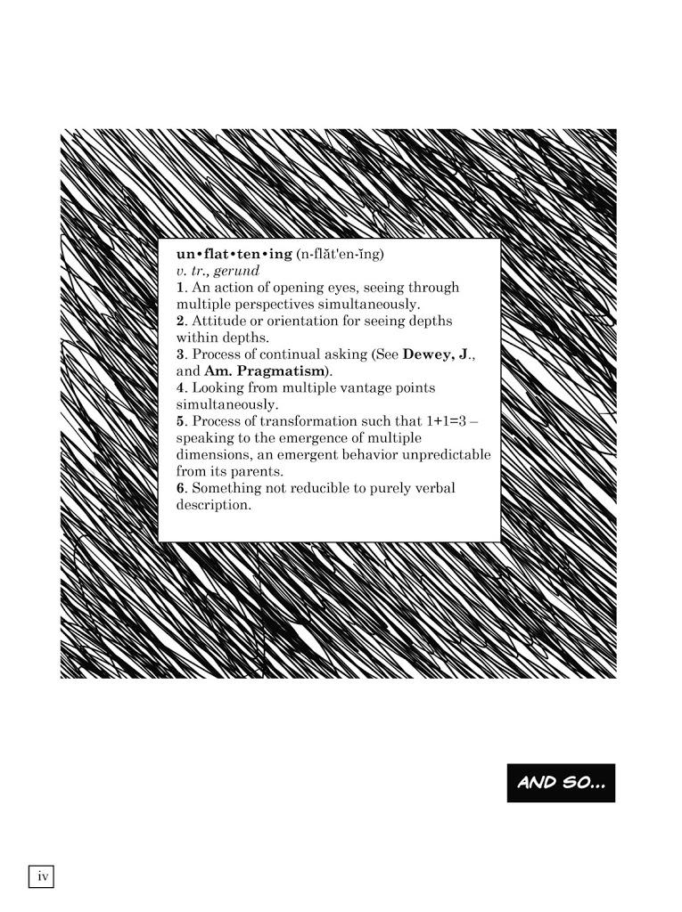 Dissertation preface
