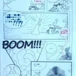 collaborative comic 2 david