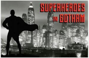 NYH Gotham Superheroes